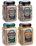 RiceSelect-Whole-Grain-Lover's-Sampler-Rice-and-Couscous-Variety-Pack-4-Jar-Set