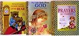 img - for Prayers for Children / My Little Book About God / Good Night Little Bear (Little Golden Treasures) book / textbook / text book