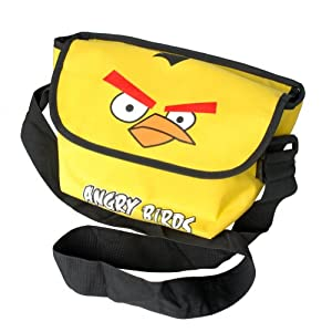 Angry Birds Yellow Shoulder Bag 88