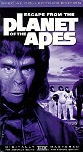 Escape From the Planet of the Apes [VHS]