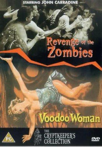 Revenge Of The Zombies / Voodoo Woman [1943] [DVD]