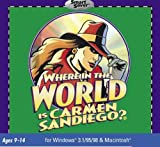 Where In The World Is Carmen Sandiego? (Jewel Case)