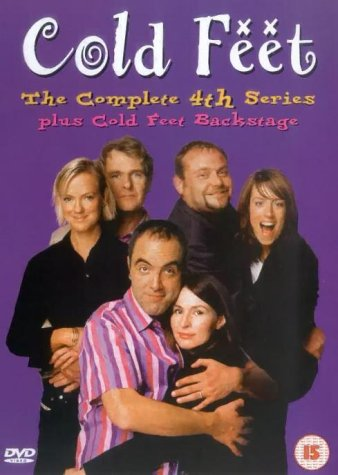 Cold Feet - Complete 4th Series [DVD] [1997]