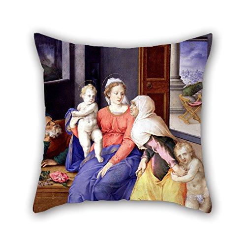 beautifulseason-the-oil-painting-giulio-clovio-holy-family-with-santa-isabel-and-san-juanito-cushion