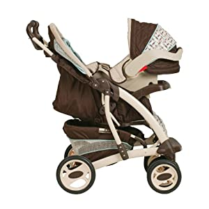 Graco Quattro Tour Travel System Instructions