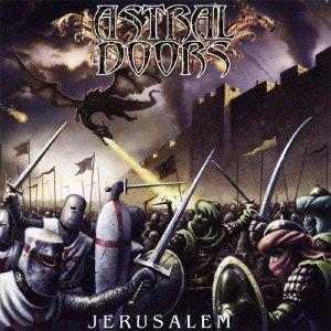 Astral Doors - Jerusalem +2 [Japan CD] KICP-1604