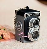 1/6 Barbie Blythe Dollhouse Miniature Toy Vintage Black Camera