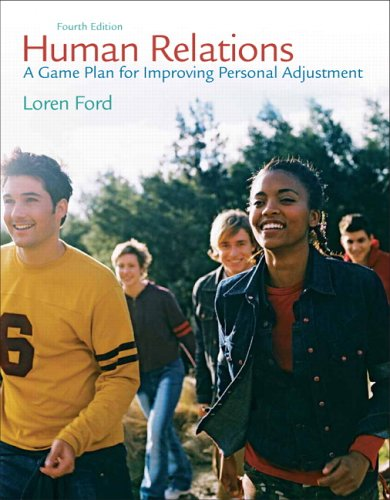 Human Relations: A Game Plan for Improving Personal...