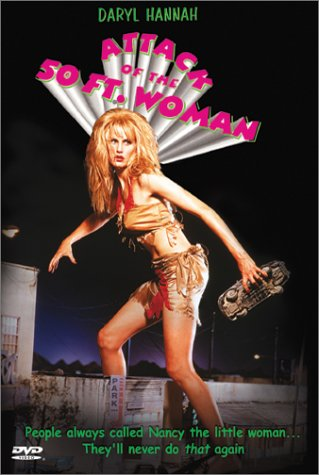 Attack of 50 Foot Woman [DVD] [Import]