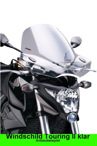 Puig 5267W Clear Touring II Windshield