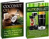 Coconut oil & nutribullet box s...