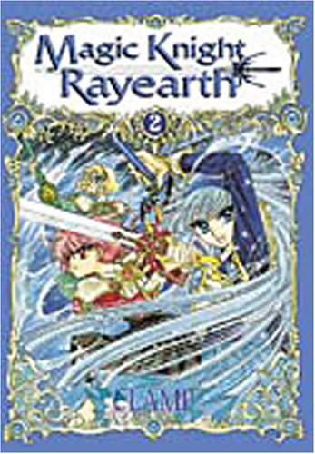 Magic knight Rayearth Vol.2