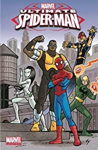 Marvel Universe Ultimate Spider-Man - Volume 3 (Marvel Adventures Spider-Man) by Karl Kesel, Chris Eliopoulos, Brian Clevinger and Ty Templeton