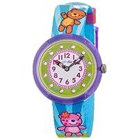 [フリック フラック]FLIK FLAK キッズ腕時計 CUTE-SIZE(キュートサイズ) SWEET BEARS(スィート・ベア) FBNP005 ガールズ 【正規輸入品】