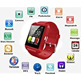 Evana (get Free TTL/Trusttel Branded Mobile Pouch) Smart Android U8 Bracelet U Watch And Activity Wristband, Wireless...