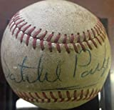 Satchel Paige Signed Ball - Single JSA LOA - Autographed Baseballs