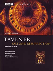 Tavener: Fall and Resurrection [(+booklet)]