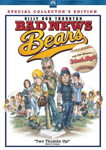 Cover art for  Bad News Bears (Widescreen Edition)