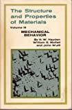 img - for The Structure and Properties of Materials Volume III: Mechanical Behavior book / textbook / text book
