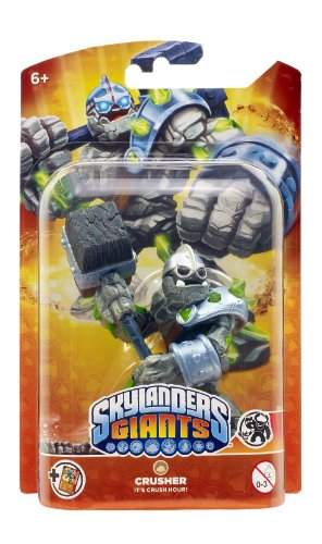 Skylanders Giants - Giant Character Pack - Crusher (Wii/PS3/Xbox 360/3DS)