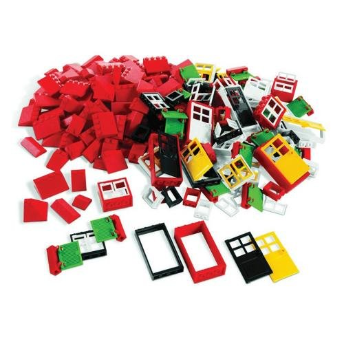 LEGO Doors, Windows & Roof Tiles Set