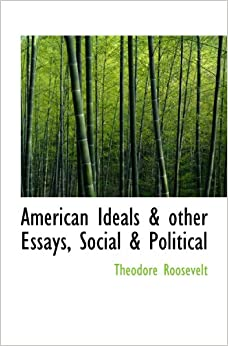 american ideals essay american ideals and other essays social and political