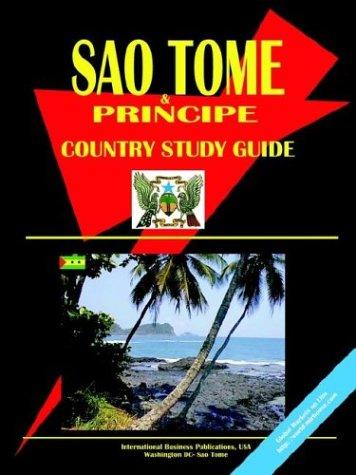 Sao Tome and Principe Country Study Guide