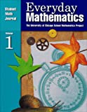 Everyday Mathematics: Student Math Journal 1 (Grade 5)