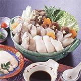 [賀茂島]名産鍋セット4人前(フクちり・白子入り)【送料無料】