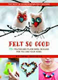 Felt So Good: 70+ Felted and Plain Wool Designs for You and Your Home