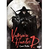 Vampire Hunter D ~ Michael McConnohie