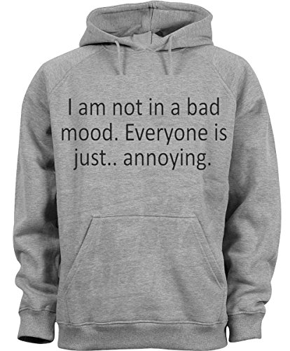 My Friends Are Cooler Than Yours Funny Quote Friendship Theme Uomo Donna Unisex Black Hoodie