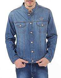US Polo Association Men's Cotton Sweatshirt (8907163231536_USSS0107_Small_Mysterioso)