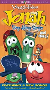 VeggieTales - Jonah Sing-Along Songs and More! [VHS]