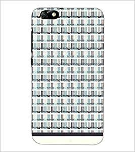 PrintDhaba Legs Pattern D-1531 Back Case Cover for HUAWEI HONOR 4X (Multi-Coloured)
