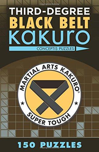 third-degree-kakuro-black-martial-arts-puzzles