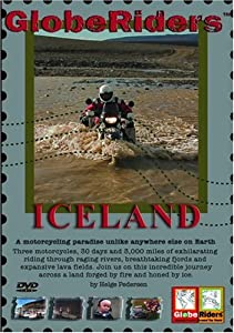 GlobeRiders  Iceland Adventure A Motorcycle Tour of Iceland [UK Import]
