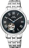 [シチズン]CITIZEN CLUB LA MER クラブ・ラ・メール 機械式腕時計 シースルーバック オープンハート BJ7-018-51 メンズ