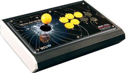[Official licensed products Nintendo Nintendo] Tekken tag tournament 2 Arcade fight stick tournament Edition S for Wii U (MCU-FS-TTT2-TES)