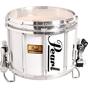 pearl championship snare drum pure white 13x11 pure white 13x11 musical instruments. Black Bedroom Furniture Sets. Home Design Ideas