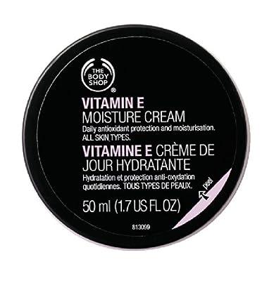 The Body Shop Vitamin E Moisture Cream, 1.7-Fluid Ounce