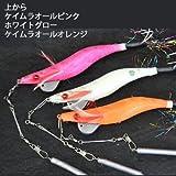 マルシン漁具 ダンシング八ちゃん 3.5号 (タコ釣り タコ掛 タコエギ)