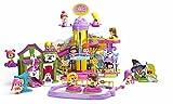 Pinypon - Parque de atracciones con 3 figuras, 58 x 40 cm (Famosa 700010566)