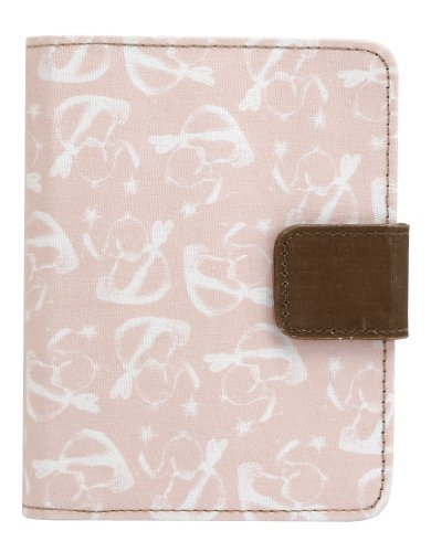 Cid Pear Fabric Brag Book, Flying Elephants
