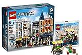 レゴ(LEGO) クリエーター アセンブリ・スクエア(Creator Assembly Square)【10255】と フラワーカート(Flower Cart polybag)【40140】