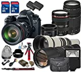 Canon-EOS-6D-202-MP-CMOS-Digital-SLR-Camera-with-Canon-EF-24-105mm-f4L-IS-USM-Lens-Canon-EF-75-300mm-f4-56-III-Lens-Canon-EF-50mm-f18-STM-Lens-500mm-f8-650-1300mm-International-Model
