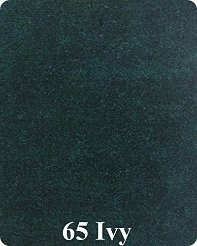 16 Oz Cutpile Boat Carpet - 6' Encyclopaedic / 12 Colors (Ivy Green, 6x16)