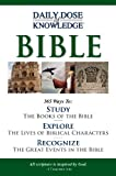 img - for Daily Dose of Knowledge: Bible book / textbook / text book