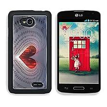 buy Msd Lg Optimus L70 Dual Aluminum Plate Bumper Snap Case Love Of Singing Heart 33286624
