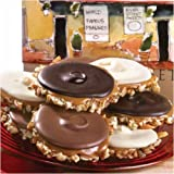 Classic Gift Box of Assorted Chocolate Bear Claws, 20oz